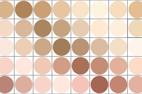 Solid Neutral Highlight Covers 40 pack