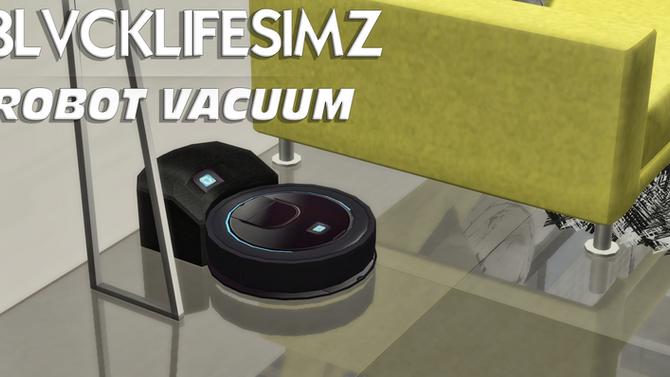 BLS :: Robot Vacuum