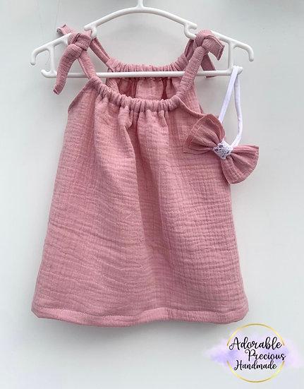 APH Muslin Swing Dress