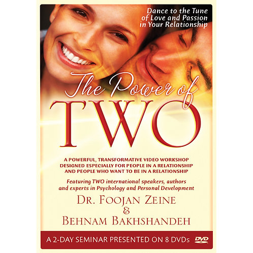 The Power of Two - 8 DVDs