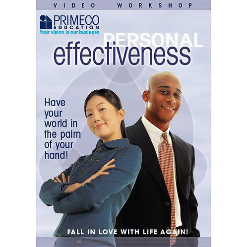 Personal Effectiveness - DVD