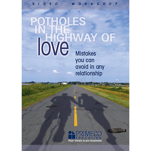 Potholes in the HWY of Love - DVD