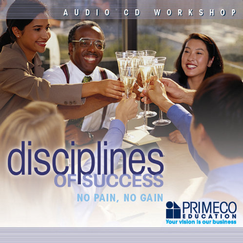 Discipline of Success - CD