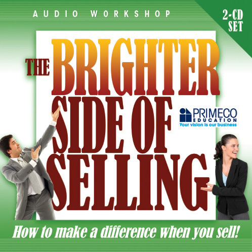 The Bright Side of Selling - 2 CDs