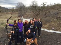 Horse Archery Practice RMA