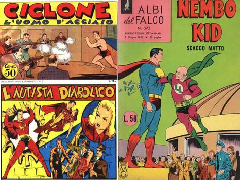Superman: La storia Italiana