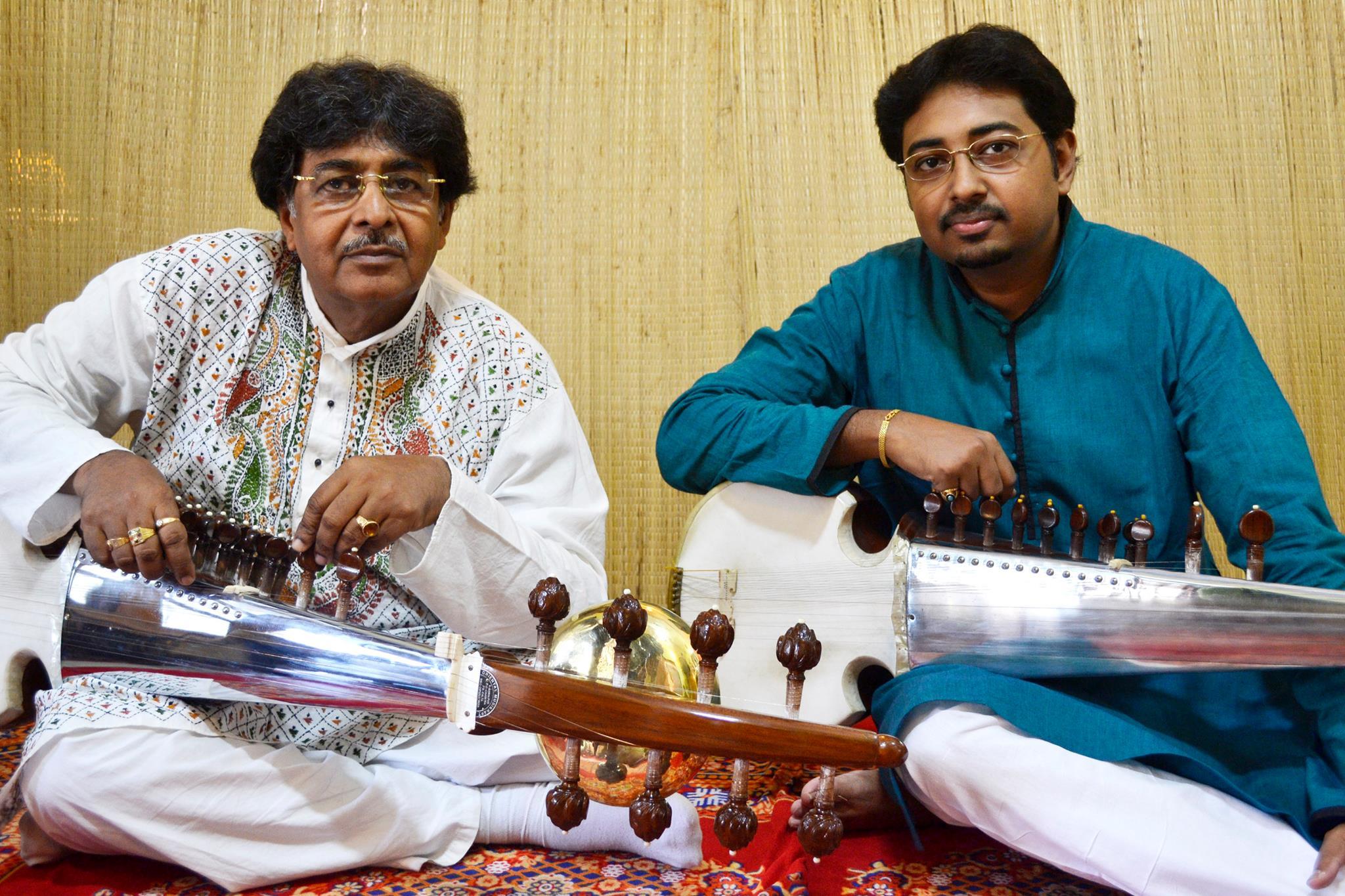 Pandit Alok Lahiri & Abhisek Lahiri