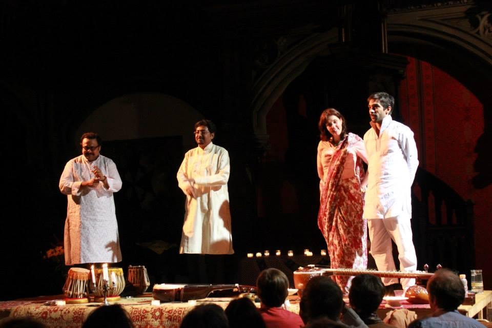 With Abhisek Lahiri & Parthasarathi Mukherjee.