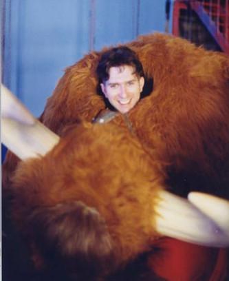 Tyson the Bison