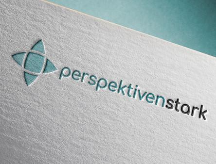 Perspektivenstark // Logodesign