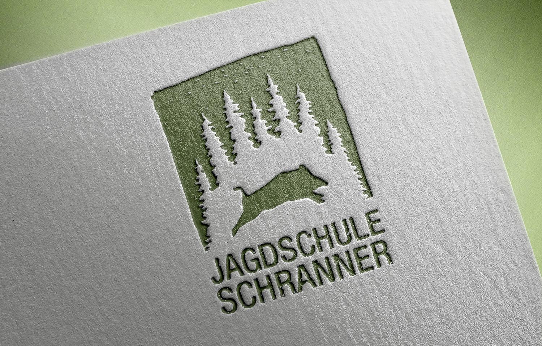 Jagdschule Scharnner // Logodesign