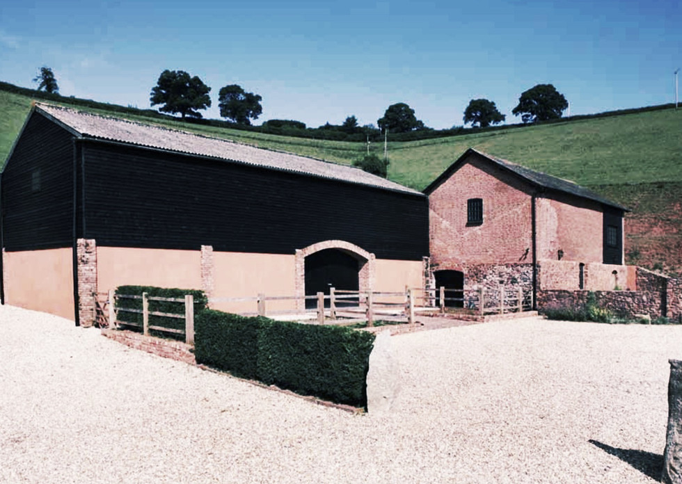 Catering Barn at Exe Valley Weddings