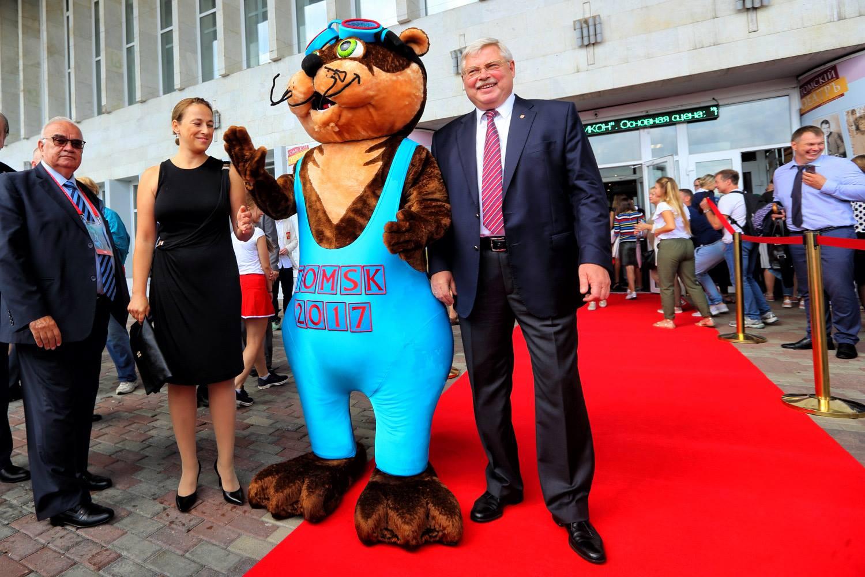 Lastik the Otter - official mascot