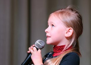 What is safe when teaching kids to sing?