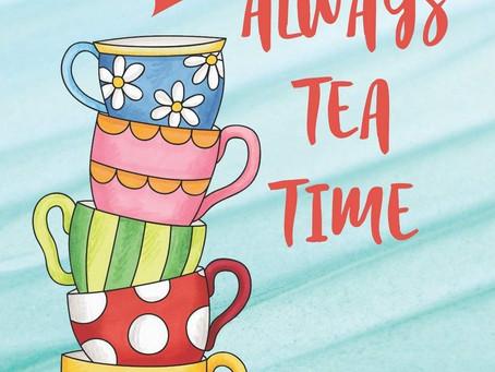 TEA TIME!!!