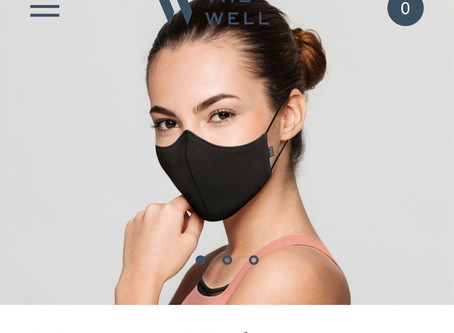 😷Fitness Face Masks!😷