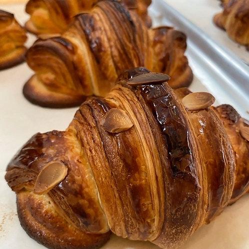 4 x Almond Croissant