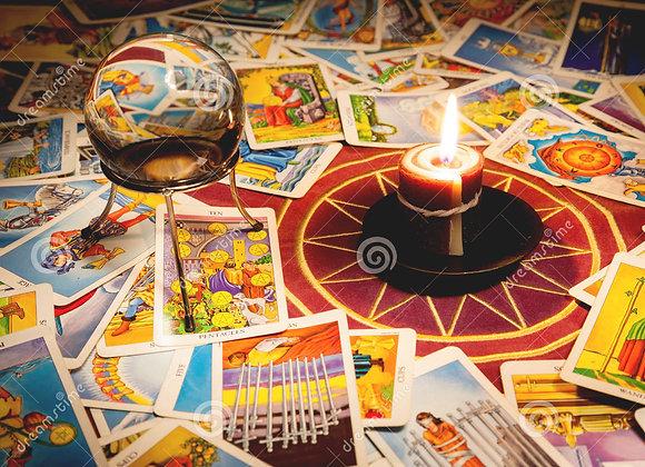30 Day Tarot Card Report