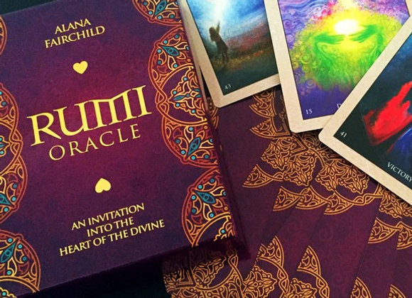 Rumi Oracle Card Message