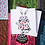 Thumbnail: Alice in Wonderland White Rabbit  Blank Card