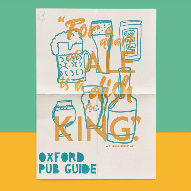 Oxford Pub Guide Poster by Charlotte Hepburn.jpg