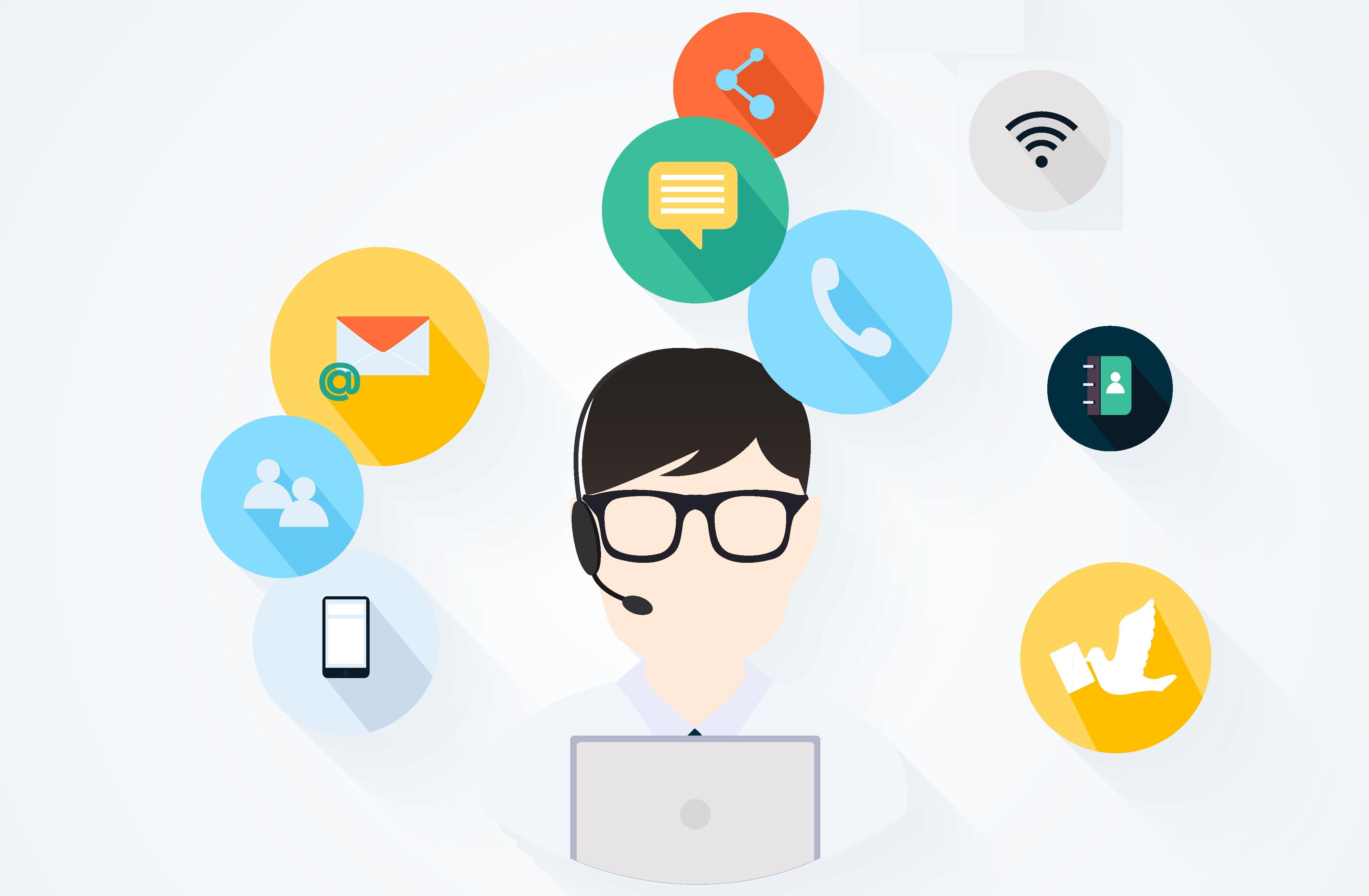 La Tecnología Al Servicio Del Beso: Cuando La Tecnología Se Pone Al Servicio Del Cliente