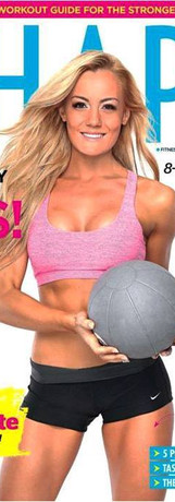 fitness modeling photographer