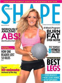SHAPE Magazine photographer