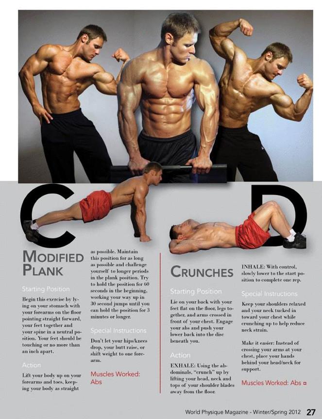 top fitness magazine photographers