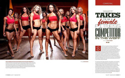 fitness competitor wbff photographer