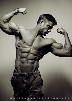 Muscle and fitness photographer