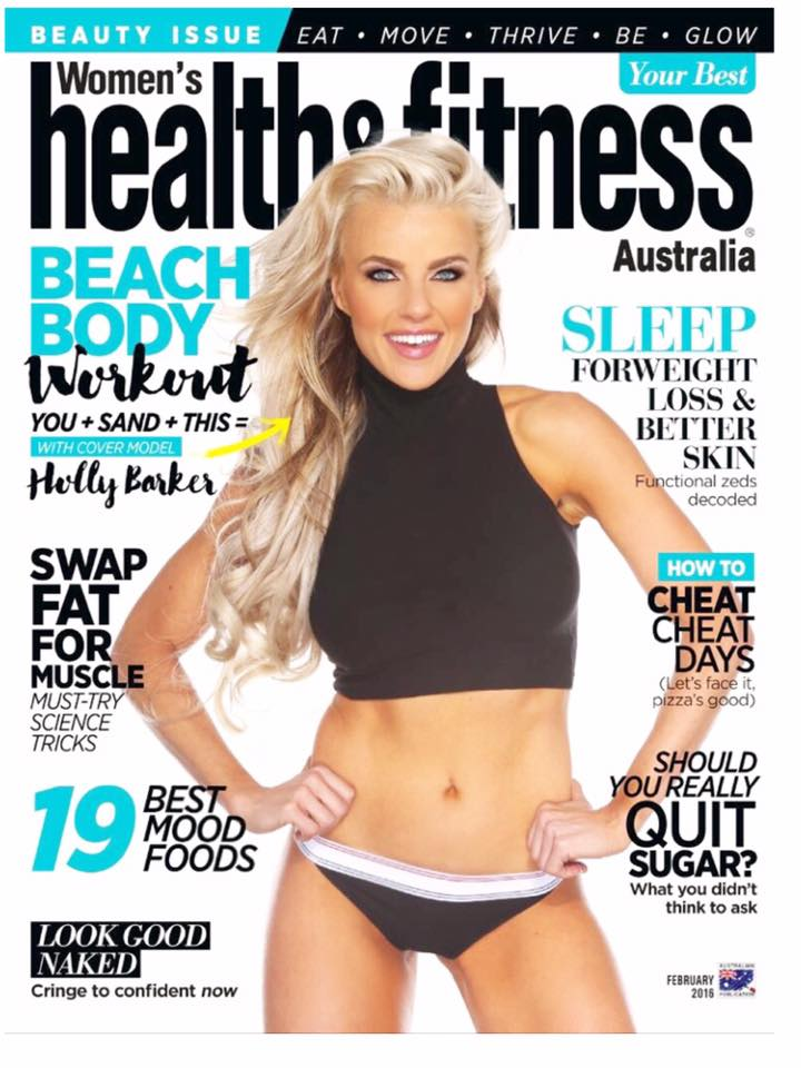 Women's Health and Fitness Magazine