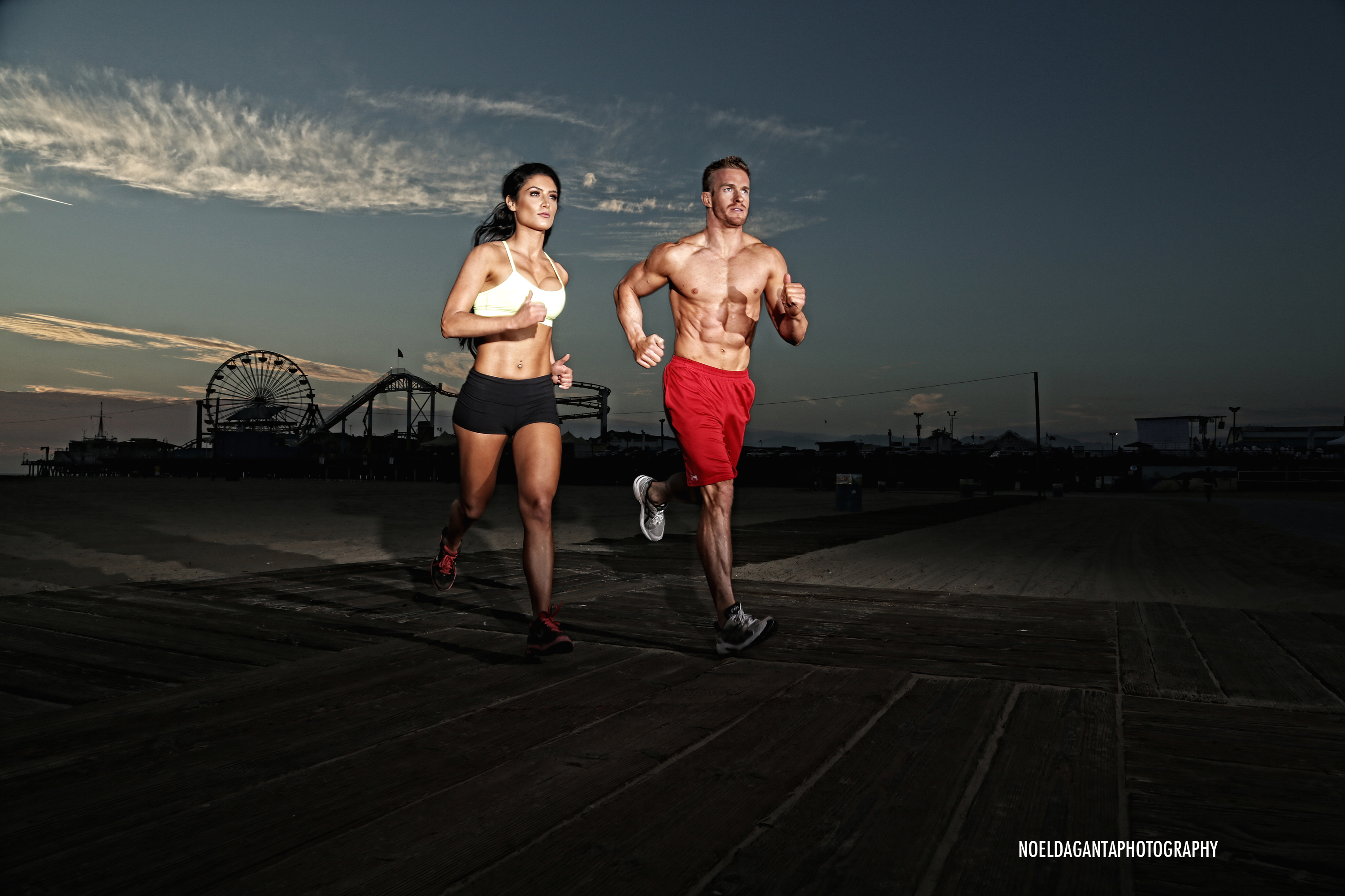 athletic photography