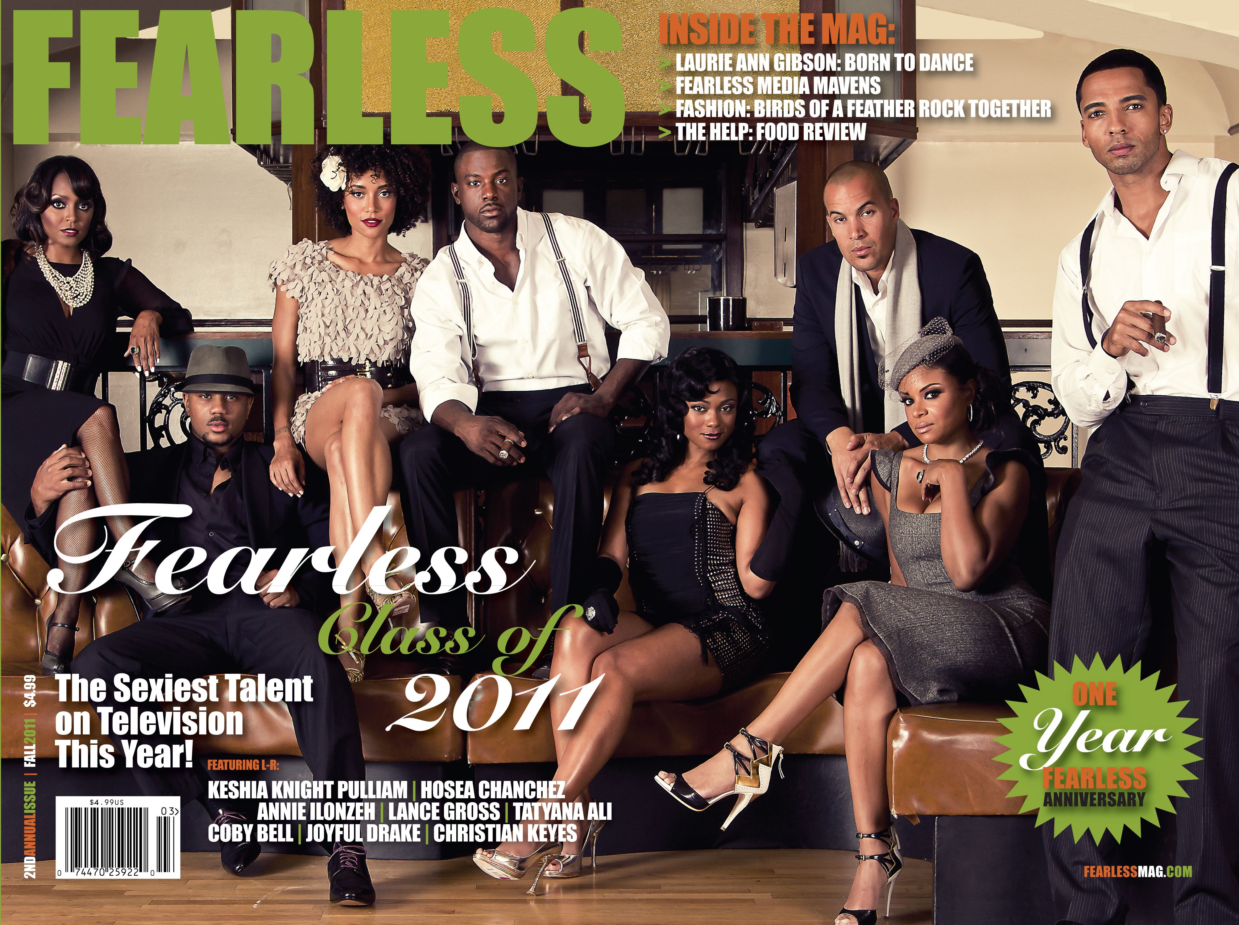 FEARLESS CLASS OF 2011 COVER