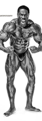 bodybuilder photographer