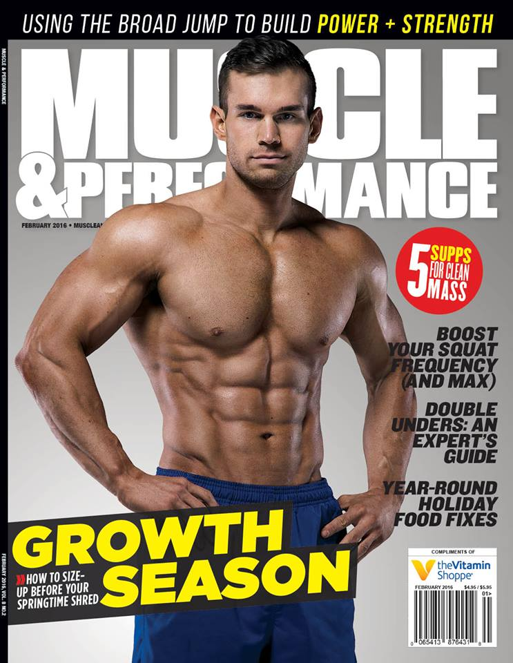 muscle and performance fitness