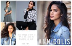 modeling portfolio photo shoot