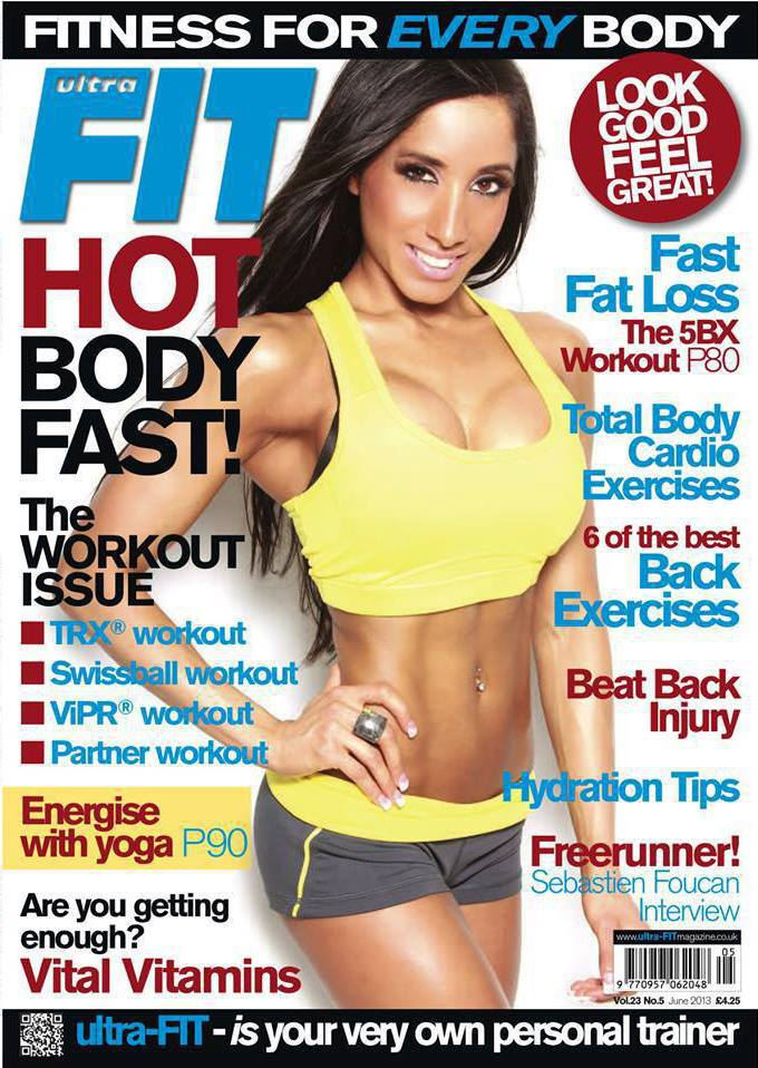 ultra-fit fitness magazine