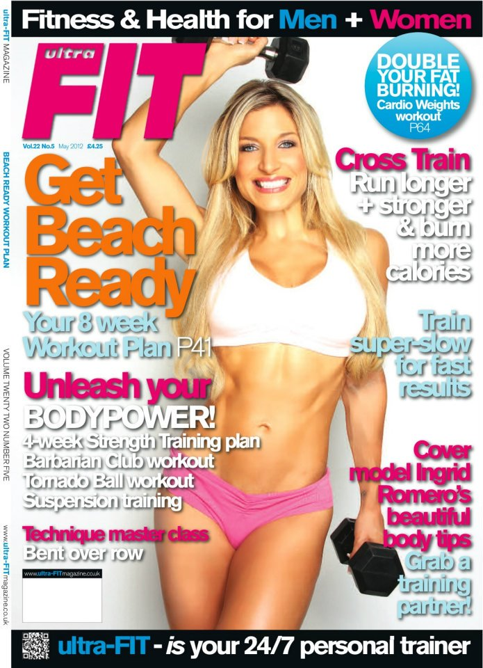 fitness magazine photographer