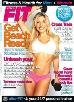 fitness magazine photographer