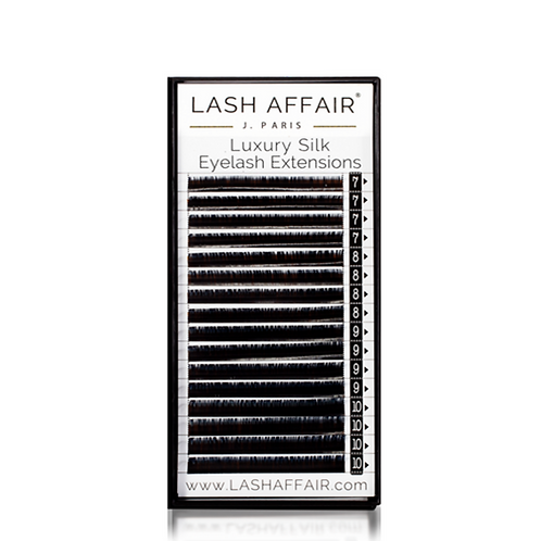 Classic Luxury Silk Lashes (Single Length Trays)