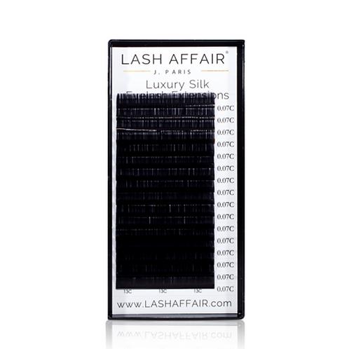 Volume Luxury Silk Lashes (Single Length Trays)