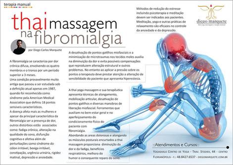 Fibromialgia e a Thai Massagem