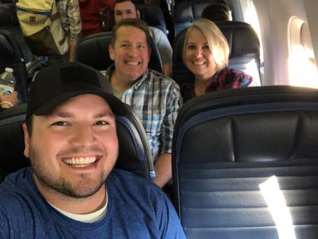 Traveling to Rwanda: Days 1 & 2