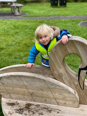Ambleside park with Kiddiewinks Day Nursery