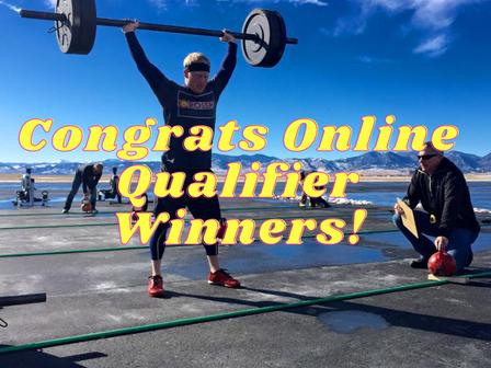 2021 Online Qualifier Winners, Rep Prizes, & Next Registration Steps