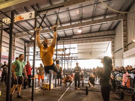 2021 Online Qualifier Workouts