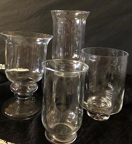 Party Decor Equipment Hire Rolleston Newzealand Glass Vases