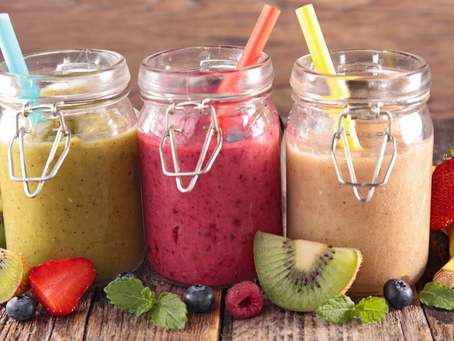 Top low-carb smoothies to make your day!