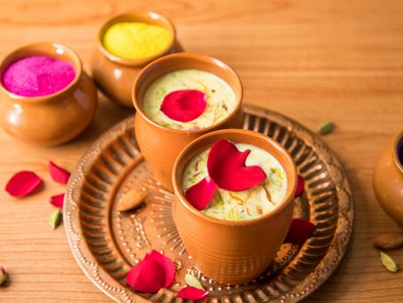 Celebrate Holi With A Twist